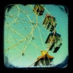 Ferris Wheel Photo Print 5x5 TtV Ca..