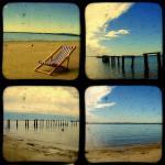 Rustic Beach Photo Set 5x5 TtV Beac..